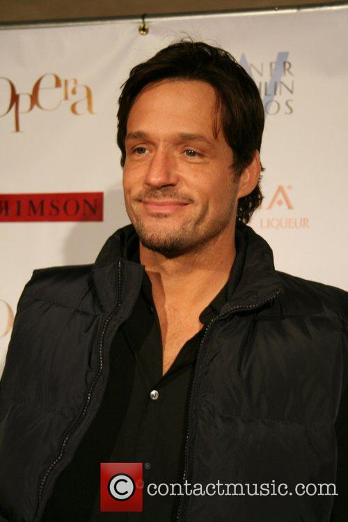 Josh Hopkins attends Breast Cancer Fundraiser 'Project Angel...