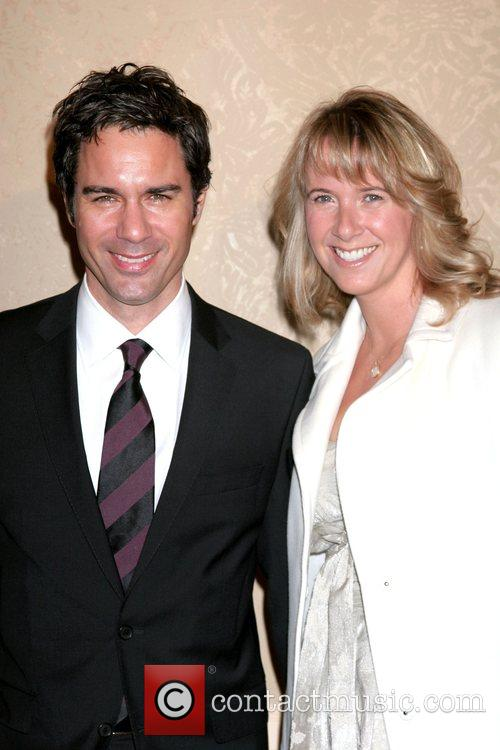 Eric McCormack and wife Janet Holden 15th Annual...