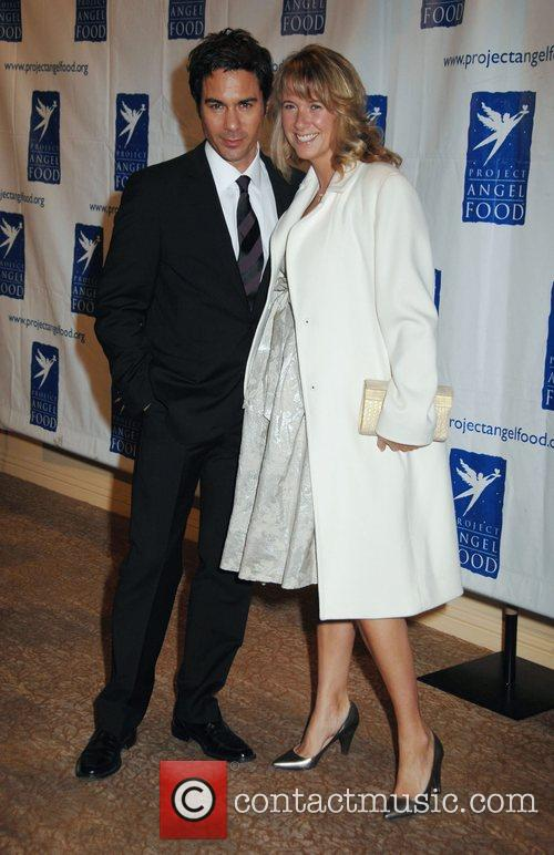 Eric McCormack and Janet Holden  15th Annual...