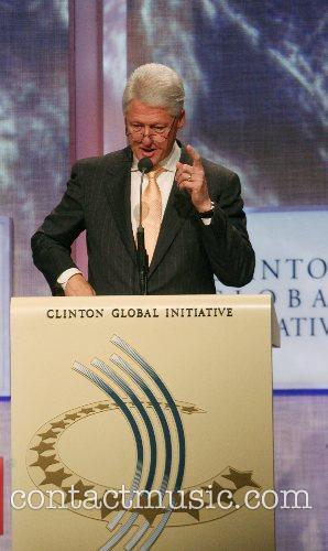 President Bill Clinton Clinton Global Initiative 2007 Annual...