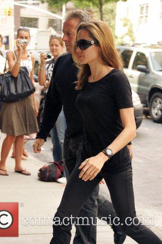 Angelina Jolie and Maddox 8