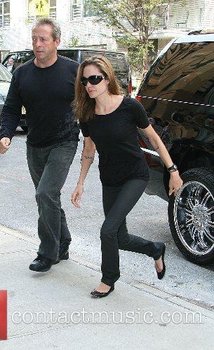 Angelina Jolie and Maddox 3