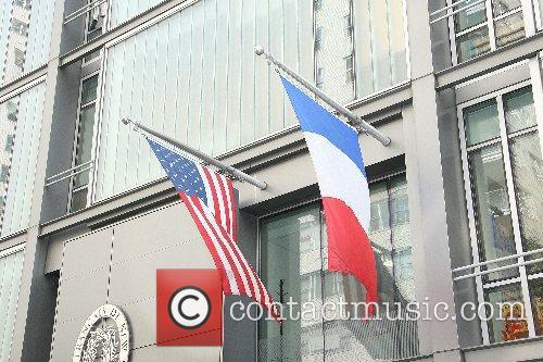 Lycee Francais De New York where Maddox Pitt...