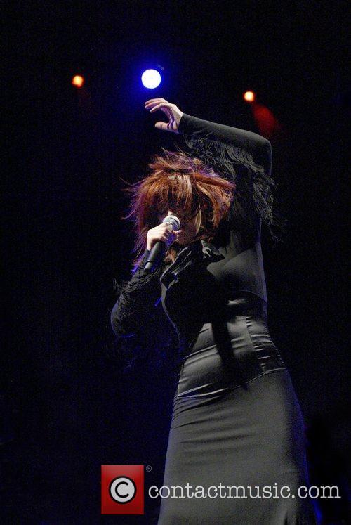 Chrissie Amphlett  The Divinyls perform live at...