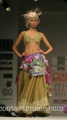 Anjana Bhargav Spring/Summer 2008 Wills India Fashion Week...