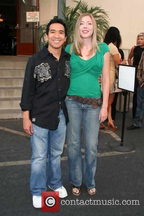 Daniel Yabut and Chrissa Wheeler 'Anna Nicole' Movie...