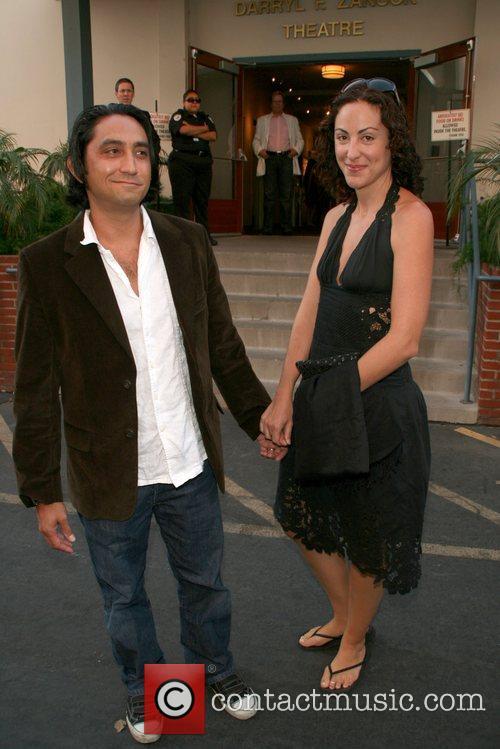 Keoni Waxman and Michelle Waxman 'Anna Nicole' Movie...