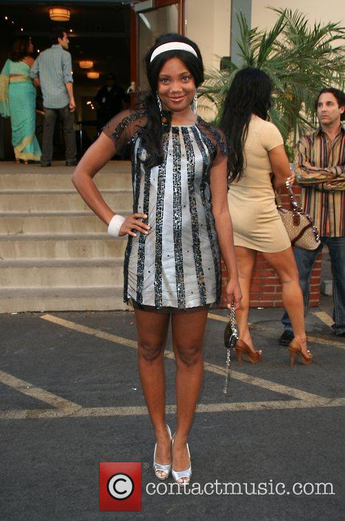 Tiffany Hines 'Anna Nicole' Movie premiere held at...