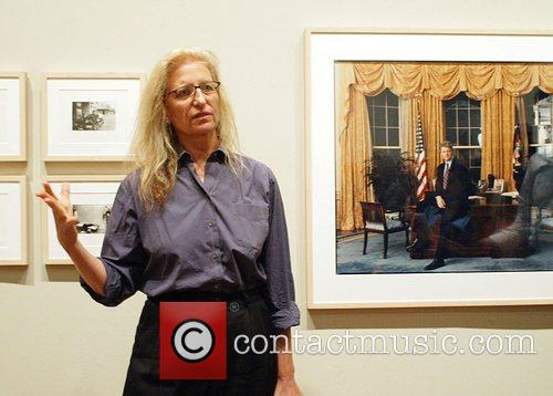 Discusses photographs from her book 'A Photographer's Life:...