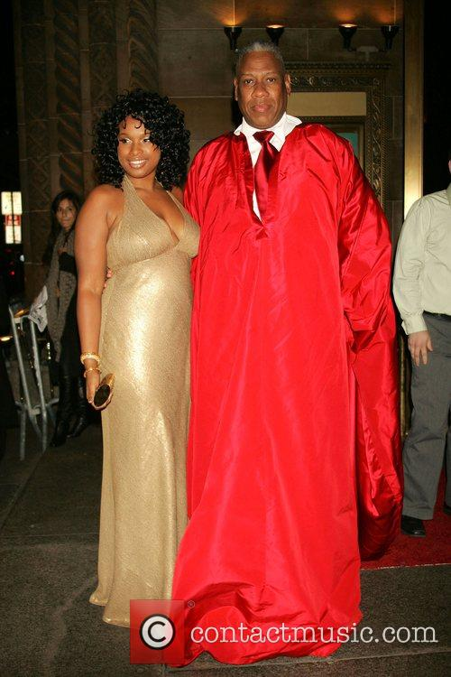 Jennifer Hudson and Andre Leon Tally 24th Annual...