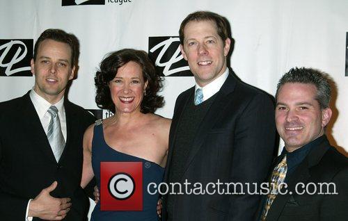 Noah Racey, Karen Ziemba, John Bolton and Jerome...