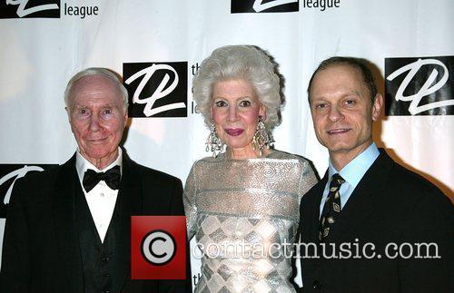 Roger Berlind, Jano Herbosch and David Hyde Pierce...