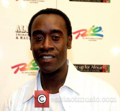 Don Cheadle The Inaugural Celebrity Poker Event '...