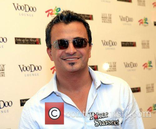 Joe Hachem The Inaugural Celebrity Poker Event '...