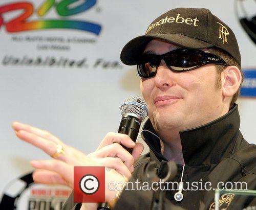 Phil Helmuth Jr The Inaugural Celebrity Poker Event...
