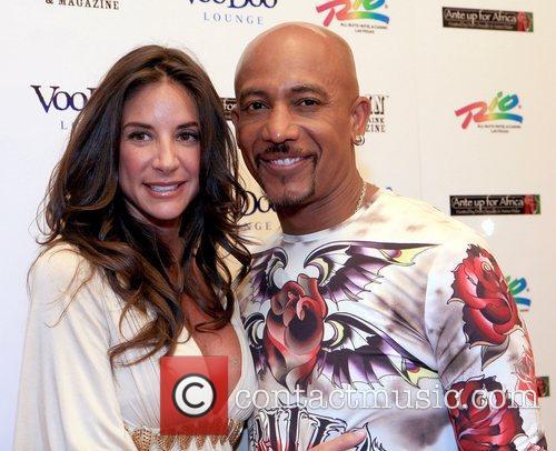 Tara Fowler and Montel Williams The Inaugural Celebrity...