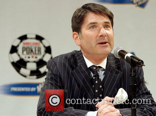 World Series of Poker Commissioner Jeffrey Pollack The...