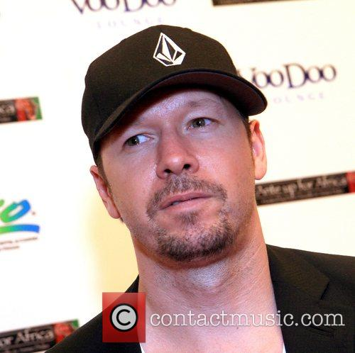 Donnie Wahlberg The Inaugural Celebrity Poker Event '...