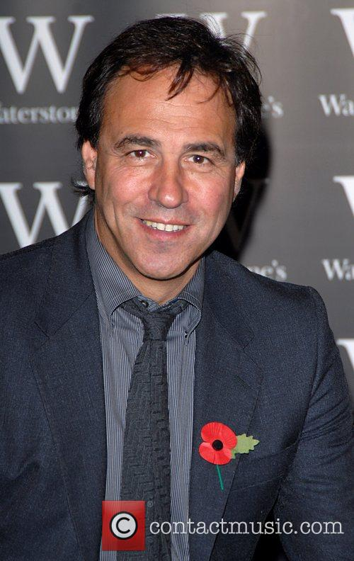 Anthony Horowitz, Waterstone's In Piccadilly