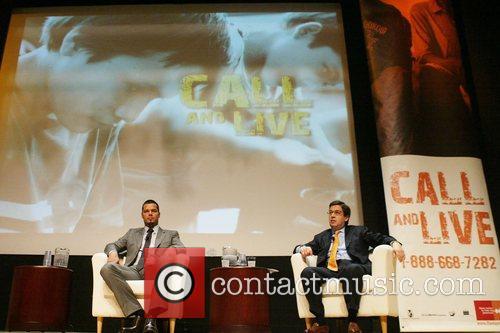 Ricky Martin and Luis Alberto Moreno 7