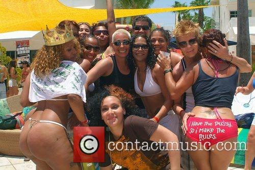 2008 annual Aqua Girl event held at South...
