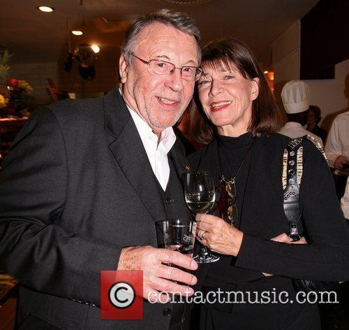 Gunter Lamprecht and Guest Arcandor Media Night held...