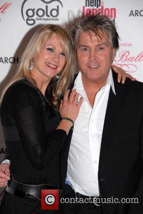 Shelley Preston and Mike Nolan