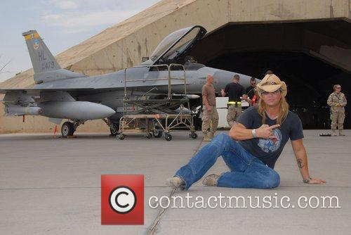Armed Forces Entertainment Tour with Bret Michaels