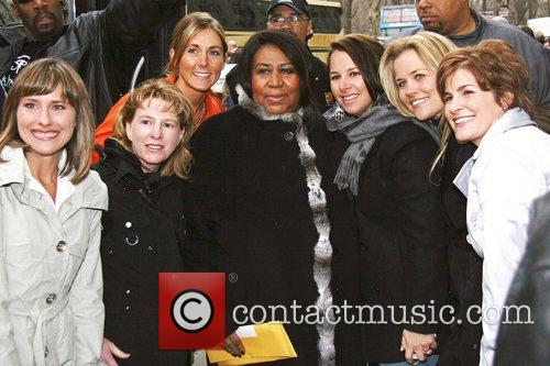 Aretha Franklin and Manhattan Hotel 2
