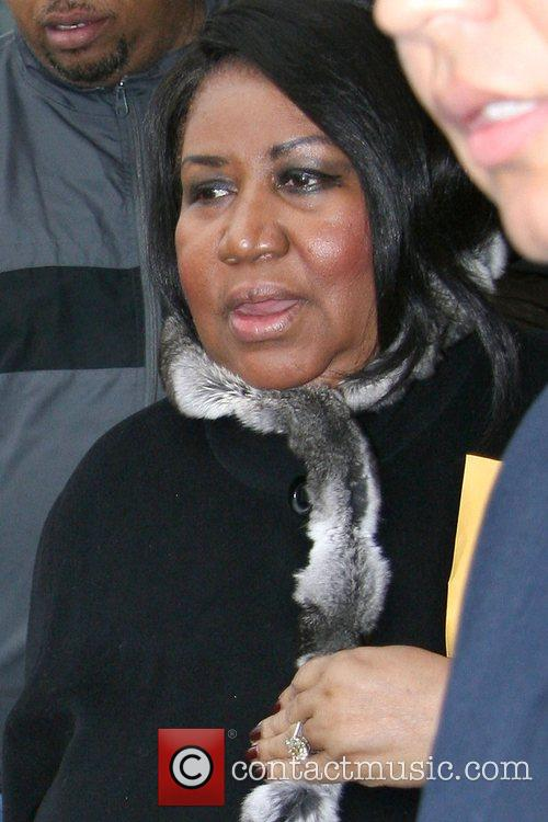Aretha Franklin and Manhattan Hotel 4