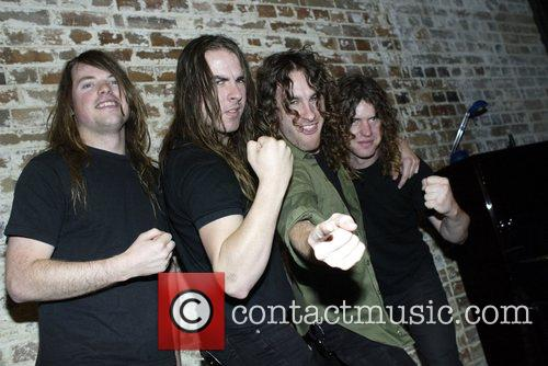 Airbourne  'Aria 2007 Nominees Announcement' and 'Aria...