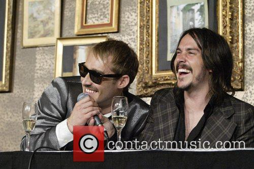 Daniel Johns, Ben Gillies of Silverchair The 2007...