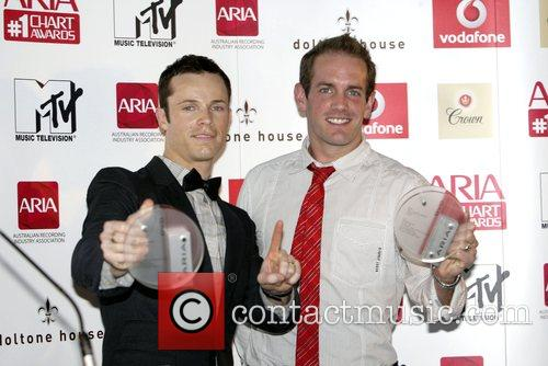 Andrew Tierney and Toby Allen of Human Nature...