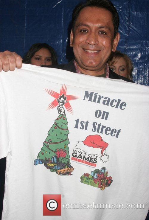 The 26th Annual 'Miracle On 1st Street' toy...