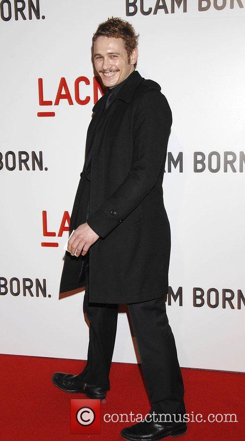 James Franco Arrivals  LACMA Opening celebration of...