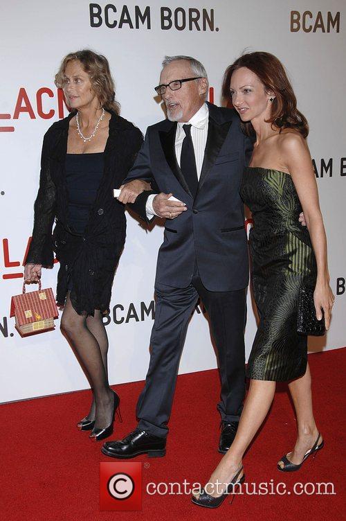 Lauren Hutton, Dennis Hopper and Victoria Duffy 4