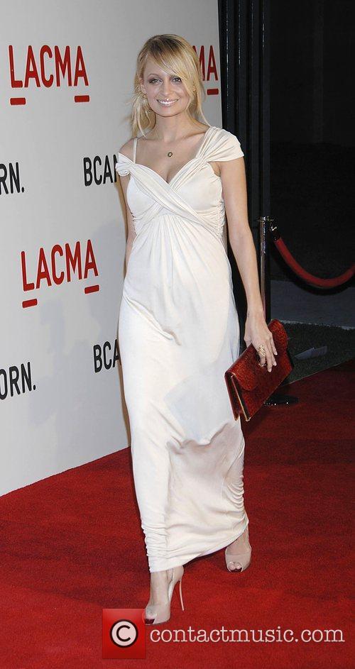 Nicole Richie Arrivals  LACMA Opening celebration of...