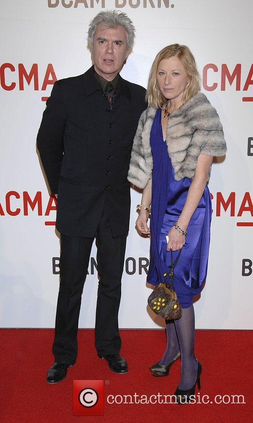 David Byrne and Adelle Lutz 1