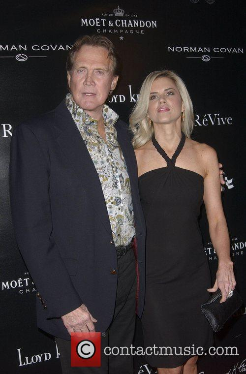 Lee Majors, Guest An Evening of Luxury at...