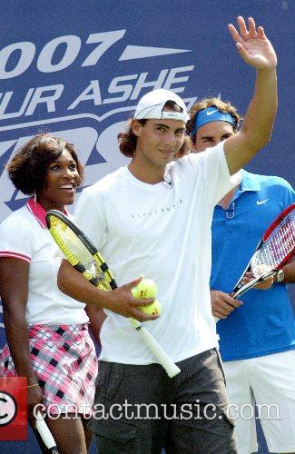Rafael Nadal and Billie Jean King 1