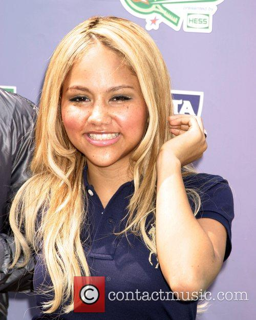 Kat Deluna and Billie Jean King 1