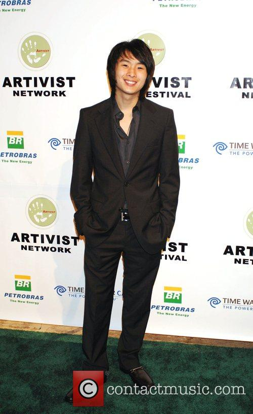 Justin Chon 4th Annual Artivist Film Festival -...