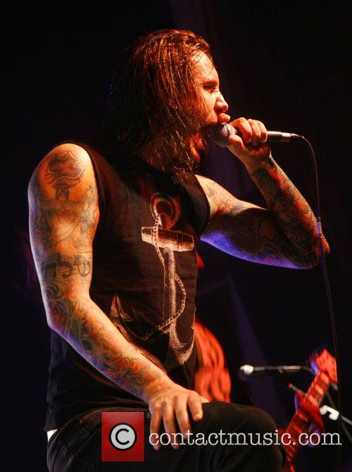 As I Lay Dying singer