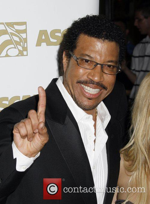 Lionel Richie and Ascap 2