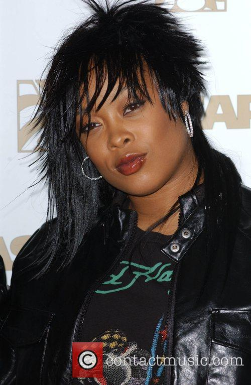 Da Brat and Ascap 6
