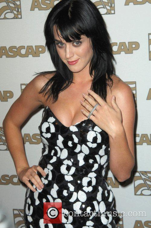 Katie Perry and Ascap 7