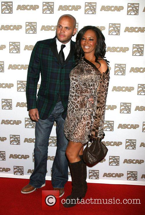 Mel B and Stephen Belafonte 4