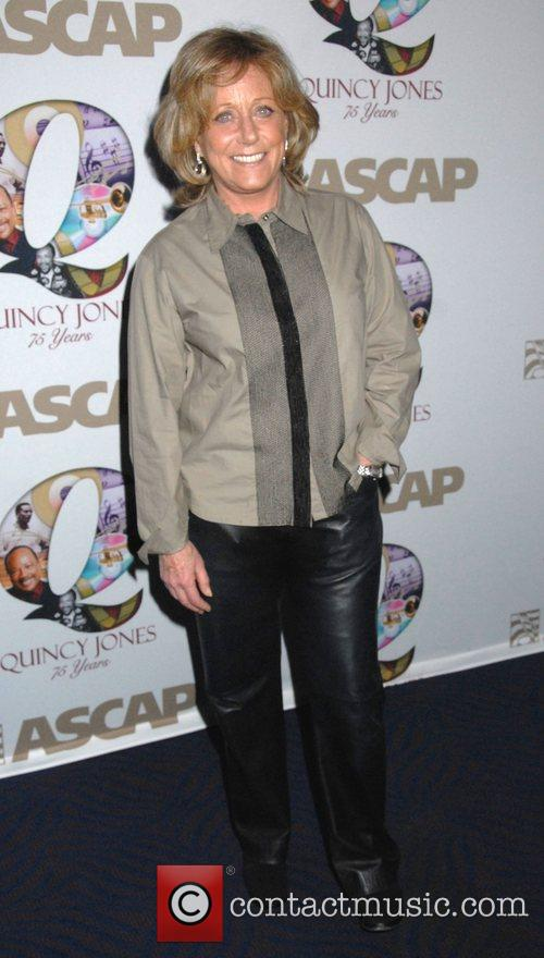 Lesley Gore ASCAP Pied Piper Award honoring Quincy...
