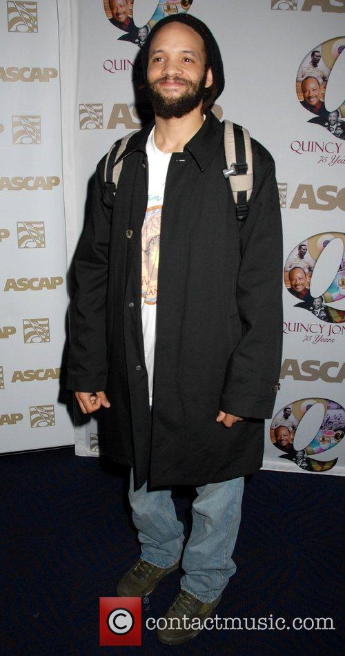 Savion Glover ASCAP Pied Piper Award honoring Quincy...