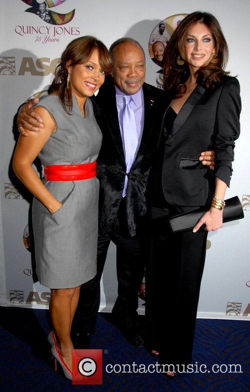 Tamia and Quincy Jones 5